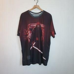 Star Wars Kylo Ren t-shirt XXL NWOT